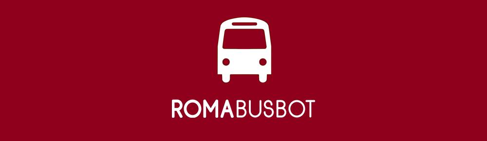 Logo RomaBusBot
